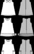 Сукня джинсова А-силуету - фото 3