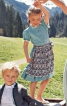 Сукня і фартух для дівчинки - фото 1