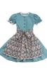 Сукня і фартух для дівчинки - фото 2