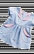 Сукня з відрізною спідничкою - фото 1