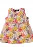 Сукня А-силуету з ґудзиками на плечах - фото 2
