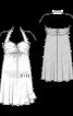 Сукня коктейльна для вагітних - фото 3