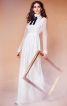 Сукня з вузьким ліфом і високим коміром - фото 1