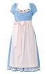 Сукня і фартух в баварському стилі - фото 2