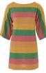 Сукня міні із суцільнокроєними рукавами 3/4 - фото 2
