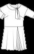 Сукня із заниженою талією у стилі 20-х - фото 3