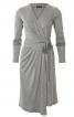 Сукня із запахом і асиметричним низом - фото 2