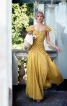 Довга сукня, що підкреслює фігуру - фото 1
