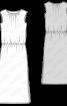 Сукня довга простого крою - фото 3