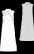 Сукня максі з трикотажного оксамиту - фото 3