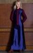 Сукня довга з фігурними вирізами - фото 1