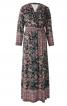 Сукня максі з розкльошеною спідницею - фото 2