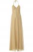 Сукня максі в стилі 70-х на бретелях - фото 2