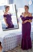 Сукня-бюстьє силуету «русалка» - фото 1
