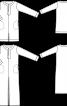 Сукня максі з довгими рукавами - фото 3