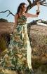 Сукня максі з відкритою спиною - фото 1