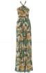 Сукня максі з відкритою спиною - фото 2