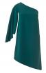 Сукня асиметрична з одним рукавом - фото 2