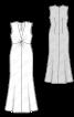Сукня вечірня силуету «русалка» - фото 3
