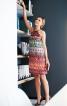 Сукня коротка з американською проймою - фото 1
