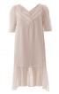 Сукня А-силуету зі складками на кокетках - фото 2