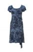 Сукня міні з настроченим воланом - фото 2