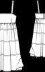 Сарафан із завищеною талією - фото 3