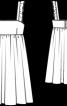 Сарафан із широкою спідницею - фото 3