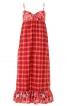 Сукня силуету ампір на бретелях - фото 2