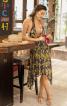 Сукня з асиметричною спідницею - фото 1