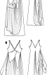 Сукня силуету ампір з V-подібними вирізами - фото 3