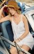 Сукня міні на бретелях-спагеті - фото 1