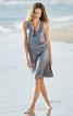 Сукня на бретелях і з драпіровкою - фото 5