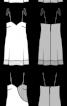 Максі-сукня на бретелях-спагеті - фото 3