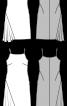 Сукня коктейльна в білизняному стилі - фото 3