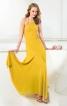Сукня з гострокутовою спідницею - фото 1