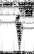 Сукня на бретелях-зав'язках - фото 3