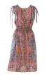 Сукня з глибоким розрізом на ліфі - фото 2