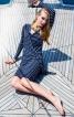 Сукня з імітацією запаху - фото 1