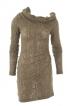 Сукня з суцільнокроєним коміром - фото 2