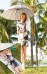 Сукня міні з глибоким вирізом на спинці - фото 4