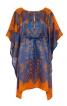 Сукня прямого крою з зав'язкою на талії - фото 2