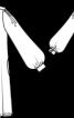 Сукня двошарова просторого крою - фото 3