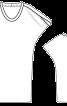 Сукня з проймами в плечових швах - фото 3