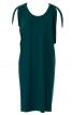 Сукня з проймами в плечових швах - фото 2