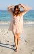 Сукня широка з рукавами реглан - фото 1
