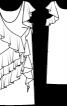 Сукня простого крою з воланами - фото 3