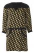 Сукня коротка А-силуету з вирізом крапелькою - фото 2