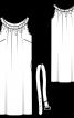 Сукня вінтажна з Burda Moden 6/1961 - фото 3
