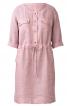 Сукня прямого крою з вкороченими рукавами - фото 2